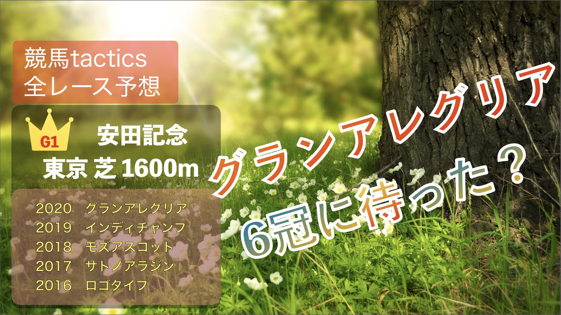 2021.06.06(日)第71回安田記念(G1)東京競馬場 芝1600m 左回り